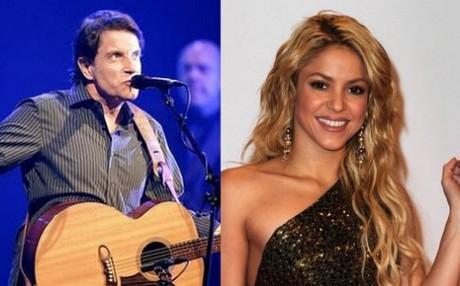 """Le chanteur a refusé d'interpréter """"Je l'aime à mourir"""" avec Shakira lors des dernières NRJ Music Awards... par timidité."""
