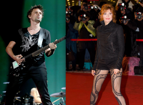 Fin 2014, le nouvel opus farmerien sera en partie composé par Mattew Bellamy, le leader de Muse...