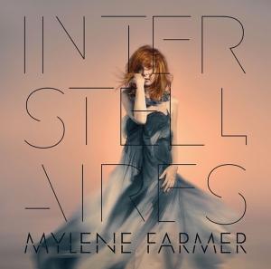 Une Mylène flamour et pensive, comme on l'aime : la pochette de l'album