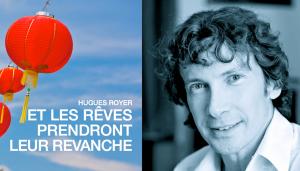 Après son best-seller sur Vanessa Paradis, Hugues Royer revient à la fiction avec