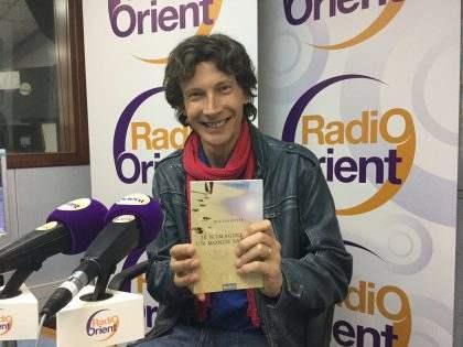Cette semaine, j'ai eu la chance d'être invité dans l'émission de mon ami Loic Barrière, La Bibliothèque de Radio Orient, pour un entretien riche en émotions que je vous invite à écouter...